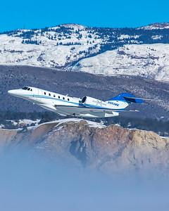 Cessna 750 Citation X N864MM 1-8-21 2