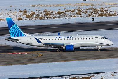 SkyWest Embraer ERJ-170-200LL N612UX 1-8-21 3