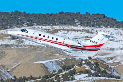 Cessna 650 Citation III XB-CAF 1-8-21