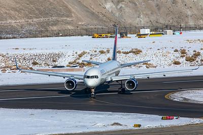Delta Air Lines Boeing 757-232 N685DA 1-8-21 3