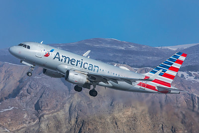 American Airlines Airbus A319-115 N9013A 1-8-21
