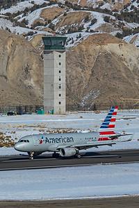 American Airlines Airbus A319-115 N9002U 1-8-21 2