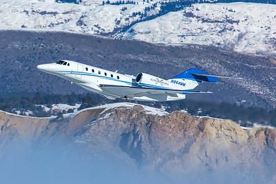 Cessna 750 Citation X N864MM 1-8-21 3