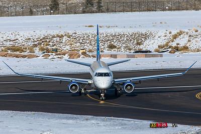 SkyWest Embraer ERJ-170-200LL N612UX 1-8-21