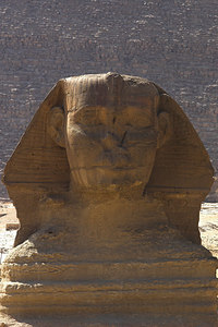 The Great Sphinx Close-up Giza (Ghiza)