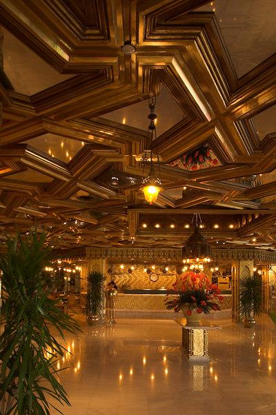 The Mena House Oberoi<br /> Lobby