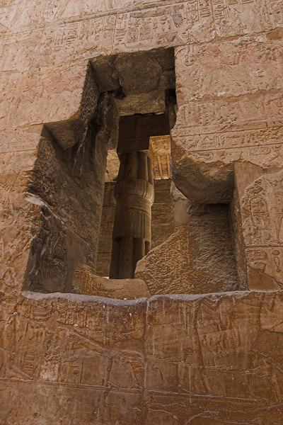 Inner Sanctuary<br /> Luxor Temple