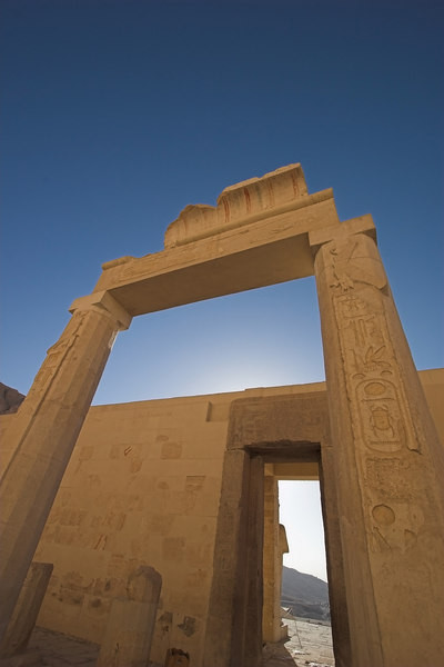 Archway at Hatshepsut's Temple