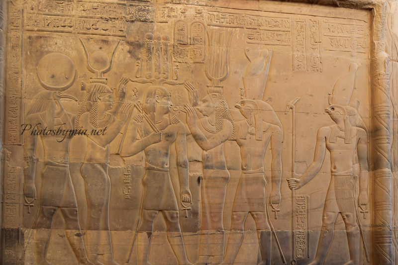 Israel and Egypt 838