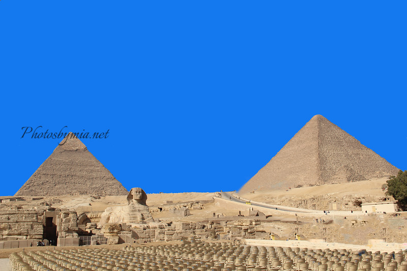 Israel and Egypt 983A