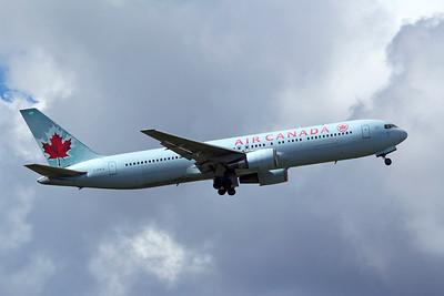 Air Canada Boeing 767-375(ER) C-FXCA 9-27-15