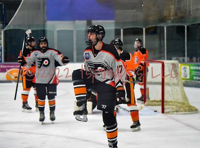 Little Flyers vs Protec Jr Ducks