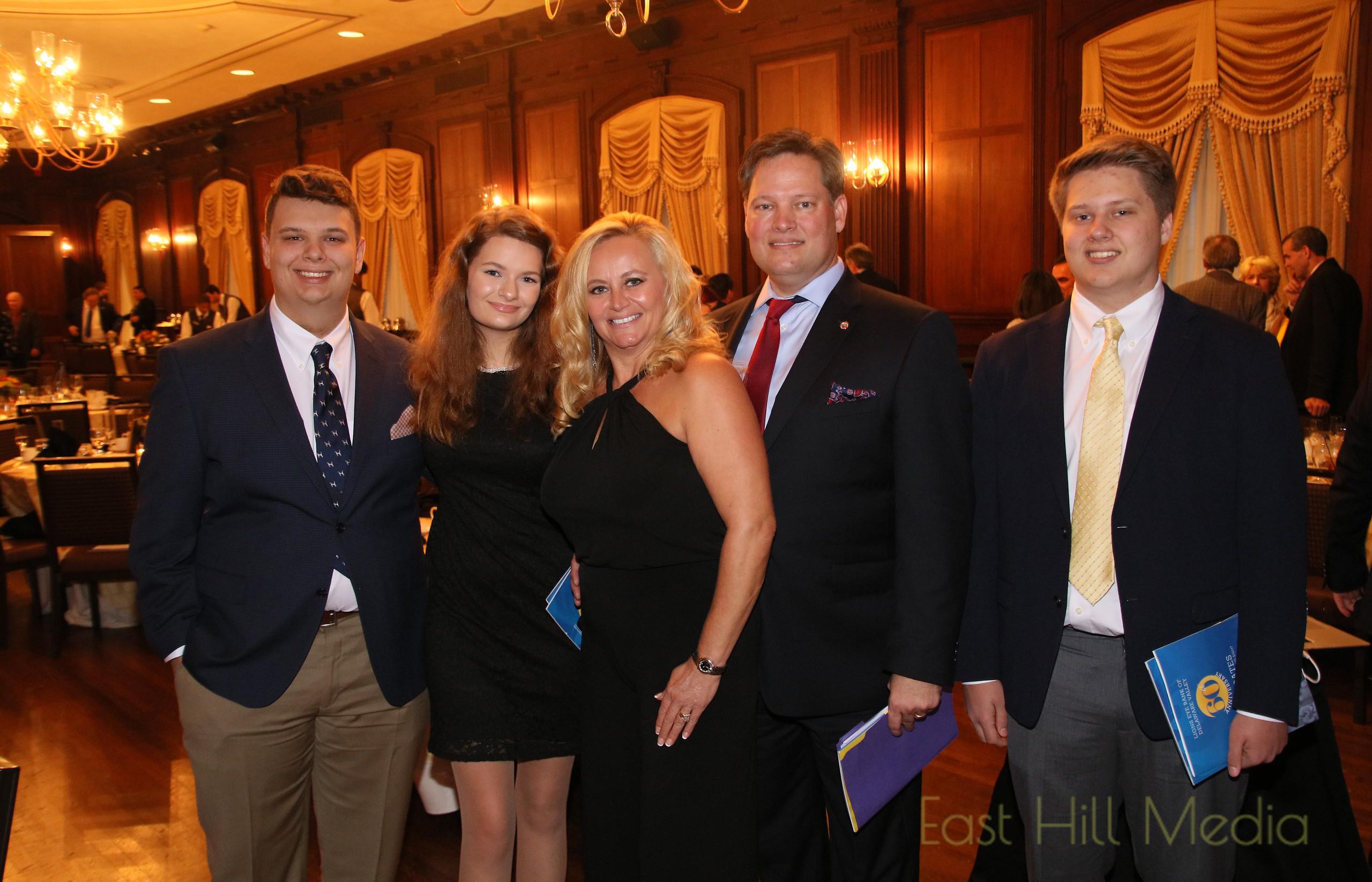 Lions Eye Bank 60th Anniversary Awards Ceremony
