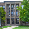 Euclid High School main entrance