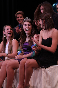 2012 Homecoming Coronation candids