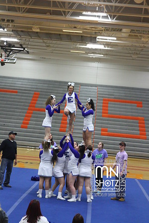 Competition Cheer - SSC Championships