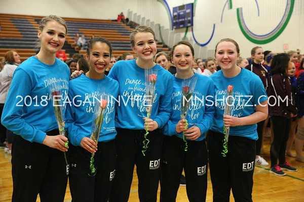 Eagan Dance  - 2018 Inspire Invite
