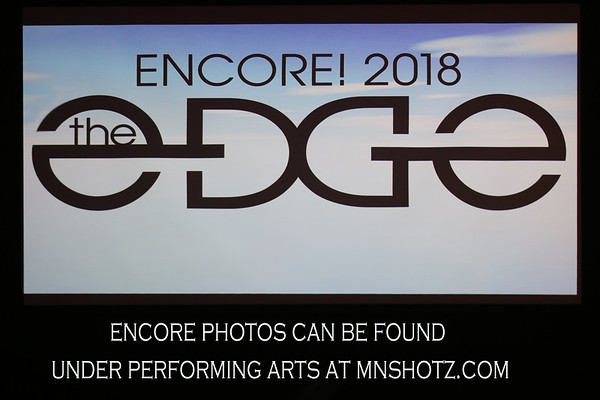 Encore 2018 - the Edge