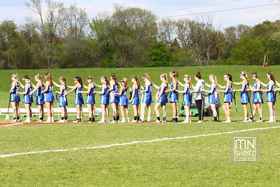 2019 Girls Lacrosse vs St Paul United