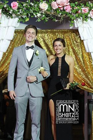 2017 Eagan Prom - Grand March