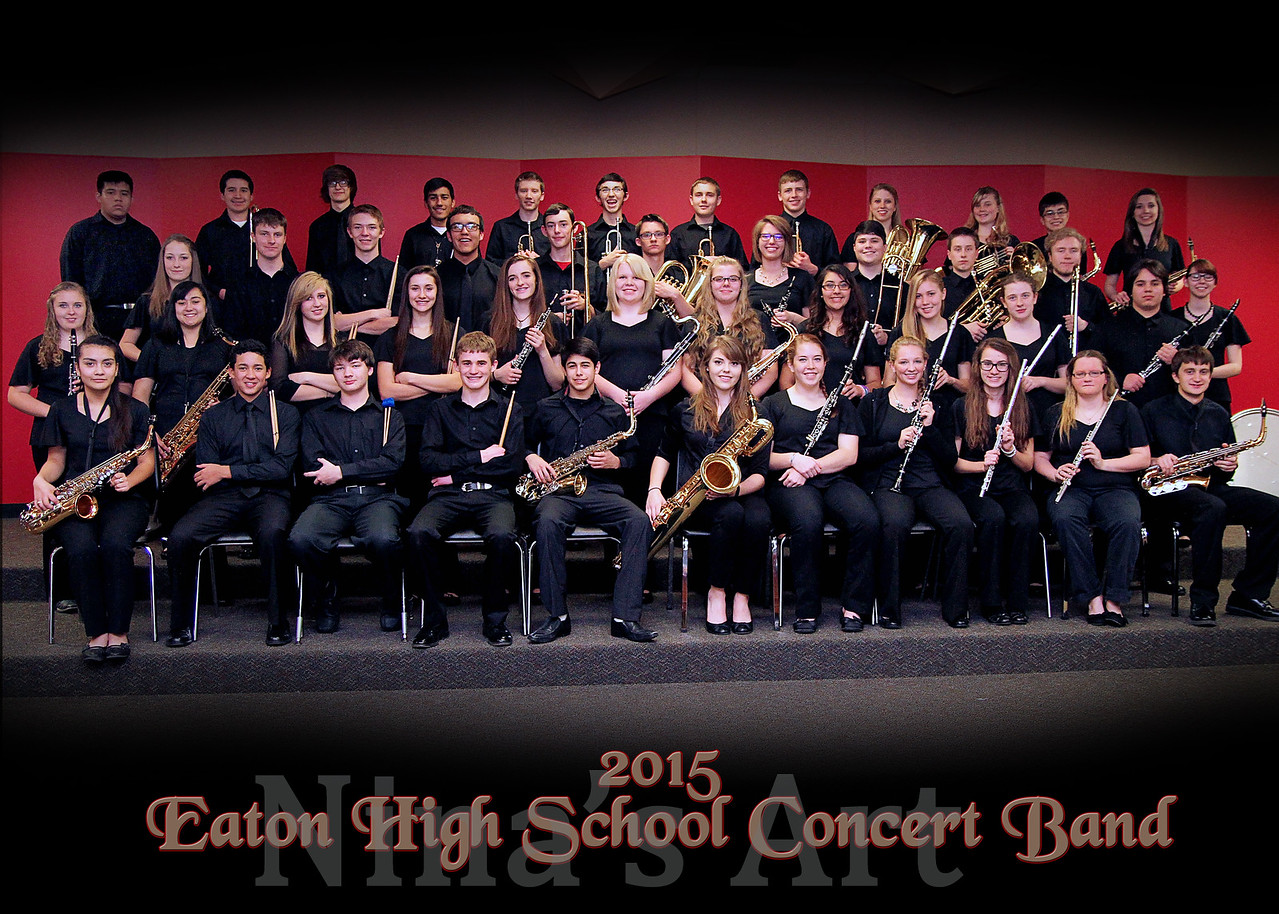 Concert Band 5x7