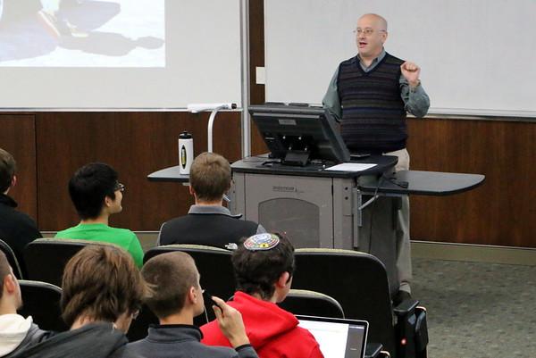 Bill Kraus of Mission BBQ, EIP Speaker