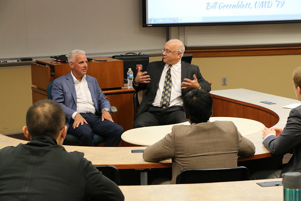 EIP Hosts Bill Greenblatt