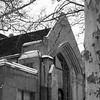 Blair Hall, north entrance, Eastern Illinois University at Charleston, IL