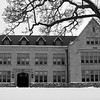 Blair Hall, Eastern Illinois University at Charleston, IL
