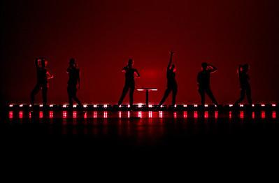 EIU Dancers 2012
