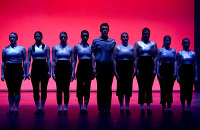 EIU Dancers 2011