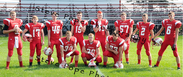 2014 St. Ansgar Football