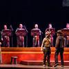 """(l-r) Vanessa Alonzo, Ricardo Rivera, and Miguel Nuñez<br /> <br /> 3/28/15 8:13:06 PM -- Chicago, IL, USA<br /> Lyric Opera<br /> Lyric Unlimited<br /> <br /> El Pasado Nunca Se Termina<br /> <br /> by José """"Pepe"""" Martínez and Leonard Foglia<br /> <br /> <br /> Mariachi Vargas de Tecalitlán. <br /> <br /> © Todd Rosenberg Photography 2015"""