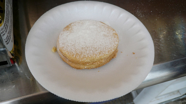 An Alfajor Cookie ..YUM !