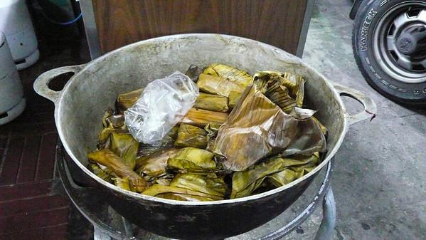 Por of tamales, Salvadoreanas