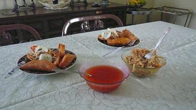 Hospitality, estilio Salvadoreana