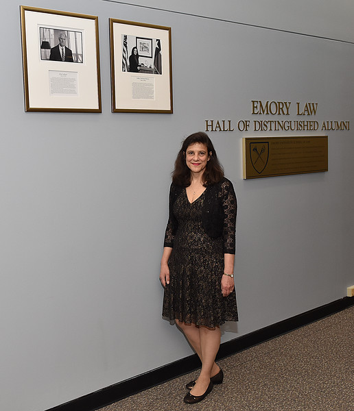 Emory Law Alumni Awards - Friday, April 27, 2018 - ELAW