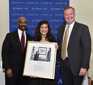 Emory Law Alumni Awards - Friday, April 27, 2018 - ELAW