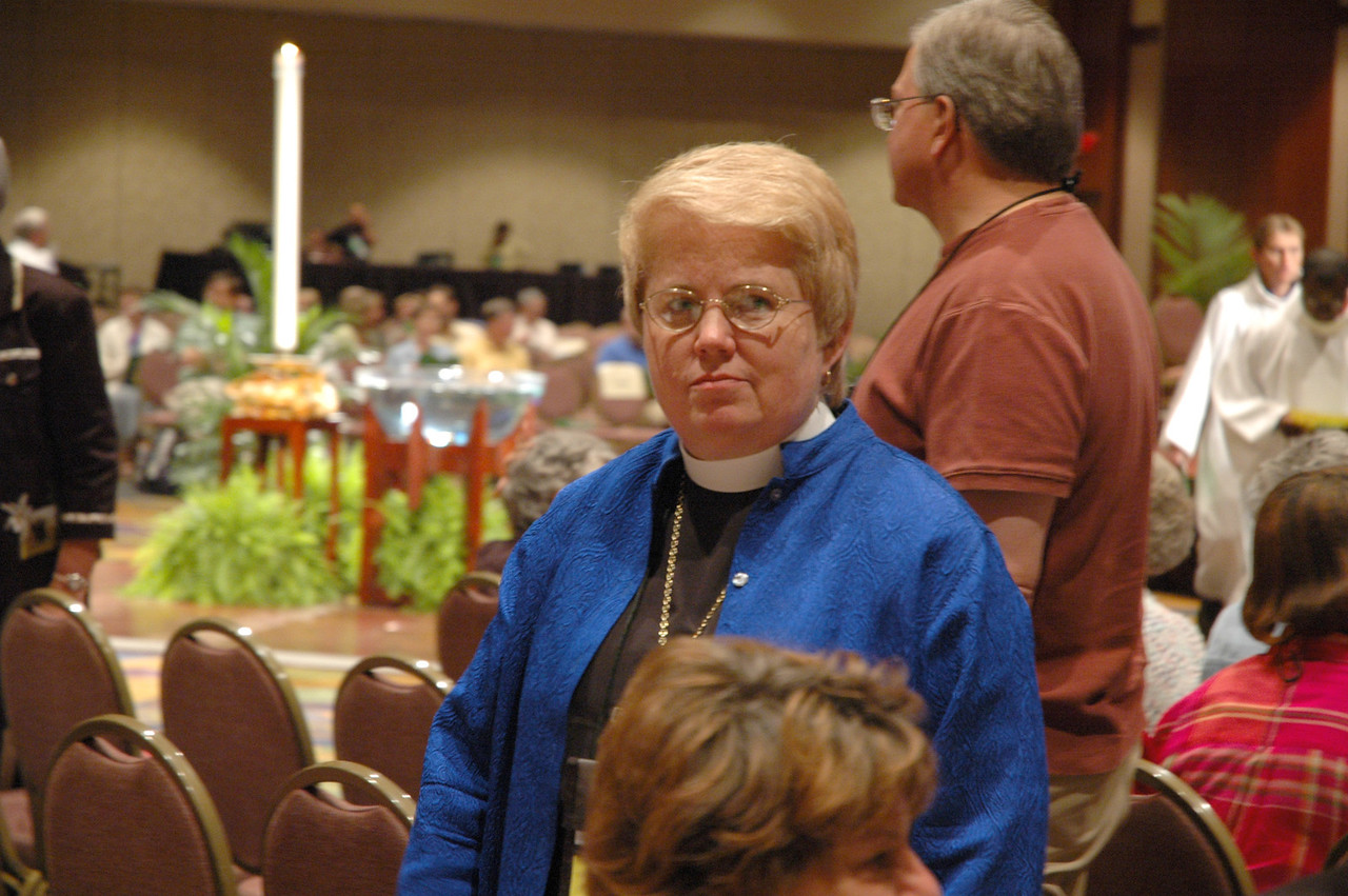 Bishop April Ulring Larson, La Crosse Area Synod