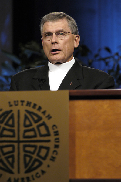 Pr. Gerald Kieshnick; President; The Lutheran Church-Missouri Synod (LC-MS)
