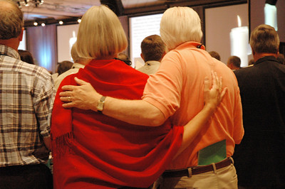 The Assembly considers changes to recommendation three concerning the ordination of people in committed same-sex unions.