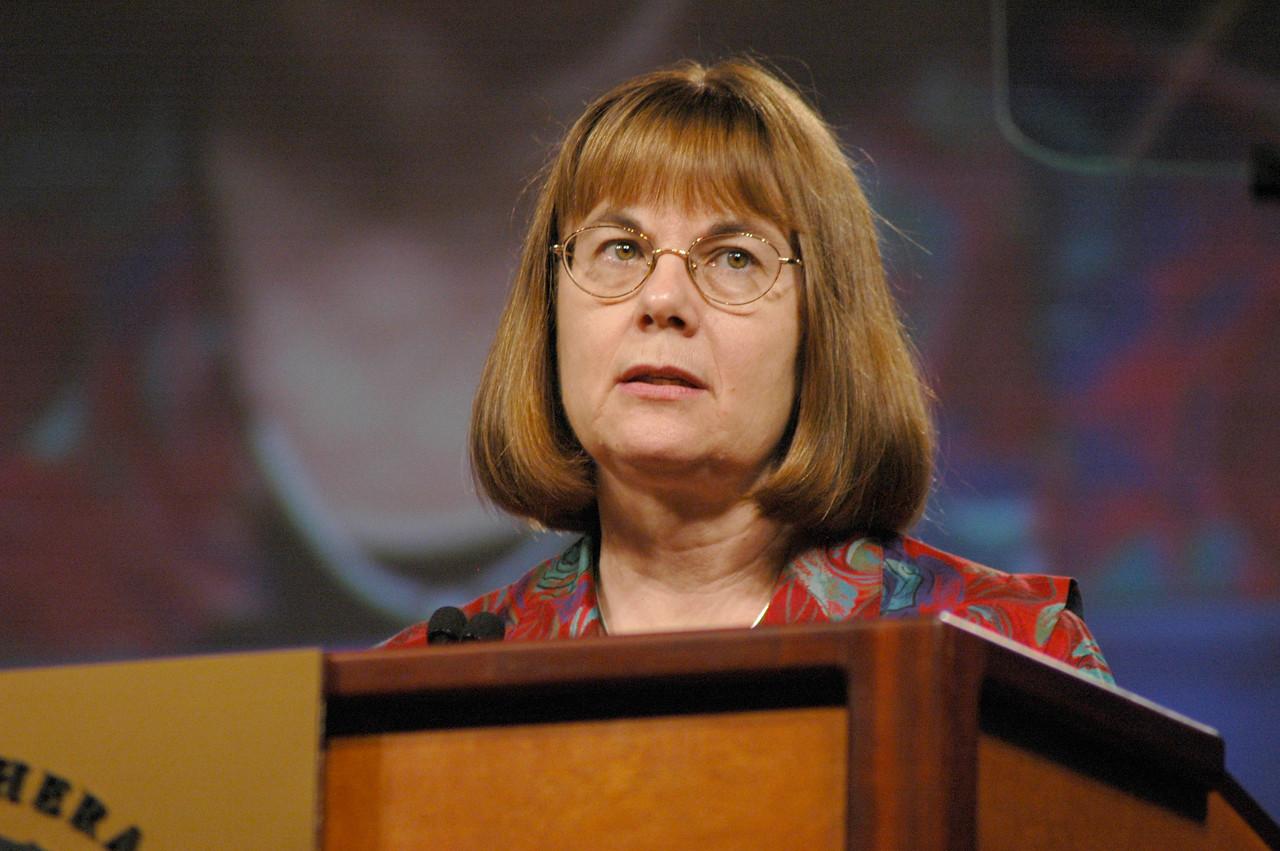 The Rev. Rebecca Larson, Director, Division for Church in Society