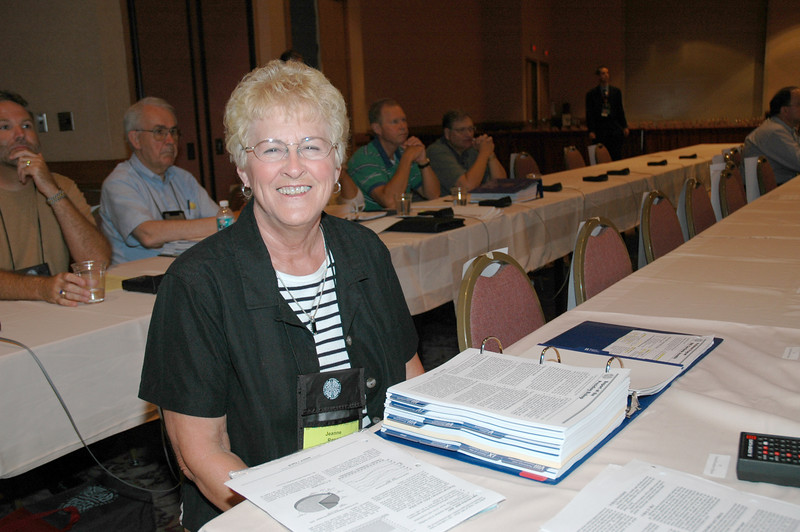 Voting Member Orientation - Jeanne Rapp (Central/Southern Illinois)