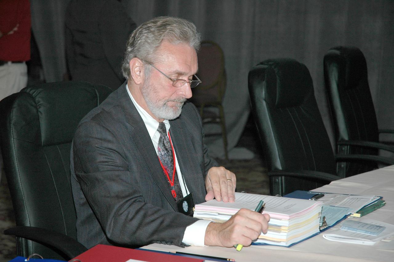 Charles Miller, ELCA Office of the Bishop