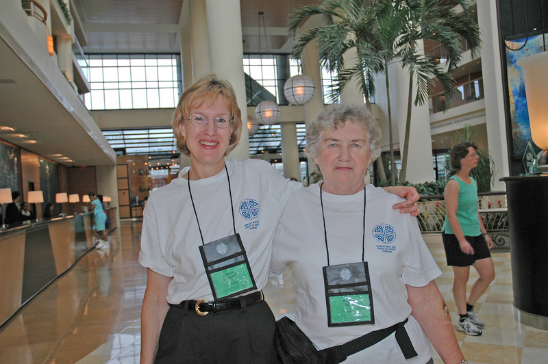 Volunteers from Florida-Bahamas Synod