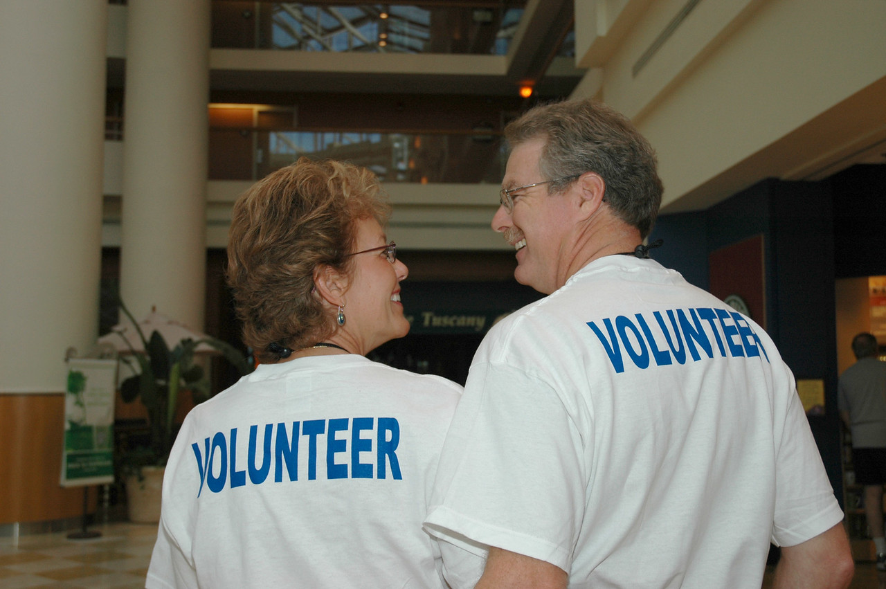 Rusty and P.J. May are volunteers from the Florida-Bahamas Synod.