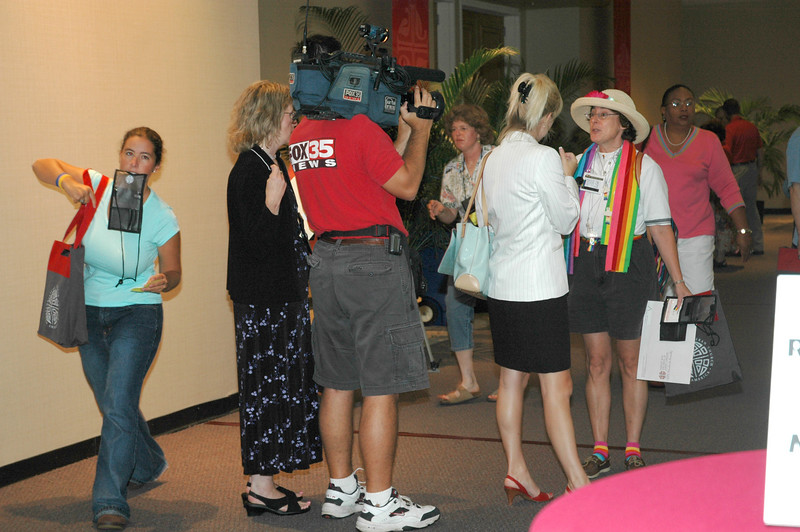 Fox News interviews folks from the Lutheran Alliance for Full Participation.