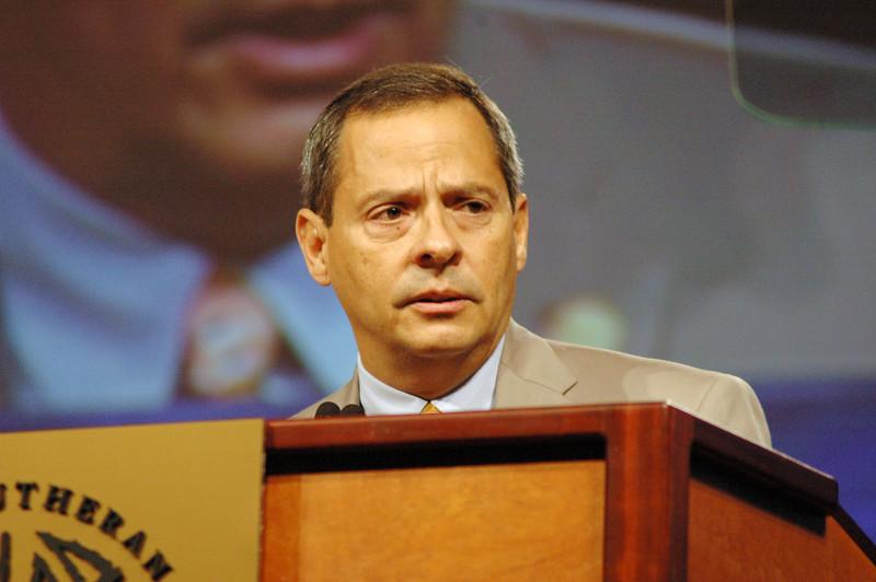Mr. Carlos Peña, Vice President of the ELCA