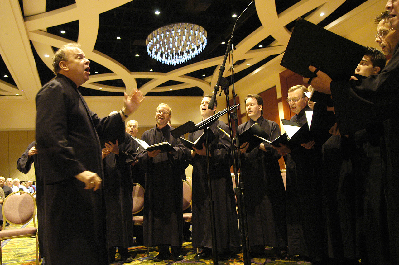 Minnesota Compline Choir