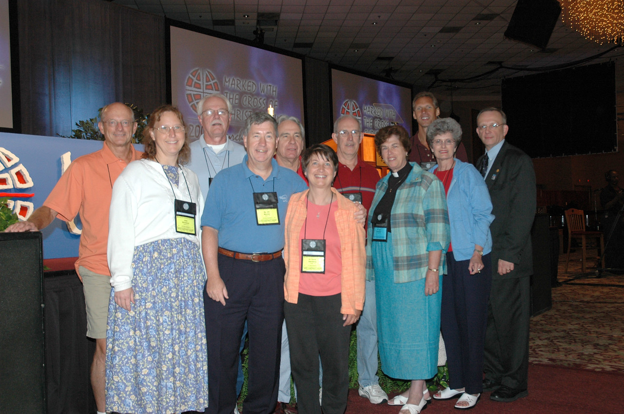 Voting Members from Virginia Synod